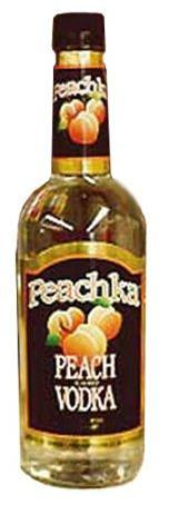 Peachka Vodka Peach  70@